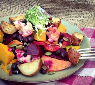 Harvest Vegetable Medley