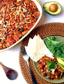 Mexicali Casserole