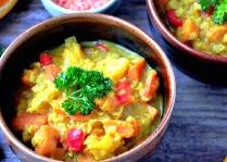 Citrus Curry